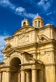 Church of St Catherine in Valletta Royalty Free Stock Photography