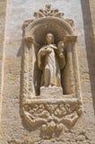 Church of St. Chiara. Altamura. Puglia. Italy. Royalty Free Stock Photo