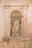Church of St. Chiara. Matera. Basilicata. Italy. Royalty Free Stock Images