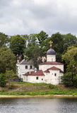 Church of St.Clement the Pope, Pskov Stock Photos