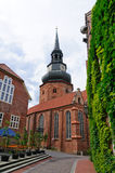 The Church of St. Cosmas and Damian in Stade, Germany Royalty Free Stock Images