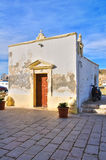 Church of St. Cristina. Gallipoli. Puglia. Italy. Stock Image