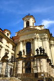 The Church of St. Cyril and Methodius, Prague, Czech Republic Royalty Free Stock Photography