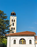 Church St. Demetrius of Salonica in Skopje Stock Images