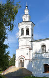 Church of St. Dimitrov Prilutsky on Navolok. Stock Image