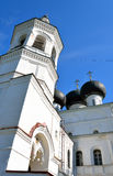 Church of St. Dimitrov Prilutsky on Navolok. Royalty Free Stock Images