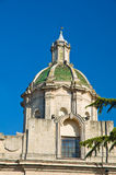 Church of St. Domenico. Altamura. Puglia. Italy. Royalty Free Stock Photos