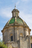 Church of St. Domenico. Altamura. Puglia. Italy. Stock Photography
