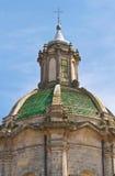Church of St. Domenico. Altamura. Puglia. Italy. Royalty Free Stock Photo