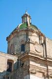 Church of St. Domenico. Altamura. Puglia. Italy. Royalty Free Stock Photos