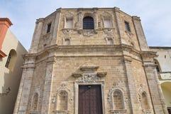 Church of St. Domenico. Gallipoli. Puglia. Italy. Stock Images