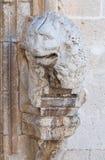 Church of St. Domenico. Manfredonia. Puglia. Italy. Stock Photos
