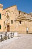 Church of St. Domenico. Matera. Basilicata. Italy. Royalty Free Stock Image