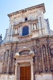 Church of St. Domenico. Nardo. Puglia. Italy. Stock Images