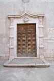 Church of St. Domenico. Venosa. Basilicata. Italy. Stock Image