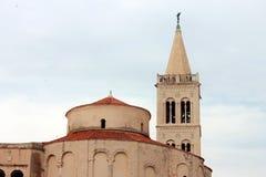Church of st. Donat Stock Photography