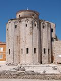 Church of st. Donat in Zadar, Croatia Stock Photography