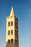 Church of St. Donat, Zadar, Croatia Stock Photos