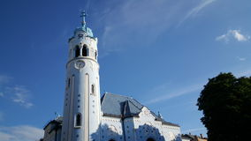 Church of St. Elisabeth Royalty Free Stock Images