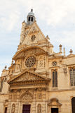 Church of St Etienne du Mont, Paris Stock Photo