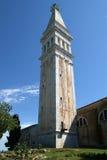 Church of St. Eufemia (Euphemia), Rovinj, Croatia Stock Images