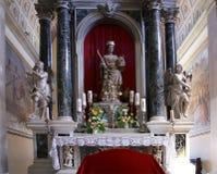 Church of St. Eufemia (Euphemia), Rovinj, Croatia Royalty Free Stock Photos