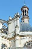 The Church of St Eustace, Paris. Stock Images