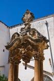 Church of St. Francesco. Fasano. Puglia. Italy. Stock Photos
