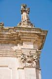 Church of St. Francesco. Matera. Basilicata. Italy. Royalty Free Stock Image