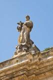 Church of St. Francesco. Matera. Basilicata. Italy. Stock Image