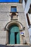 Church of St. Francesco. Narni. Umbria. Italy. Stock Images