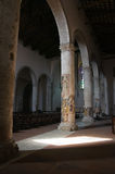 Church of St. Francesco. Narni. Umbria. Italy. Stock Image