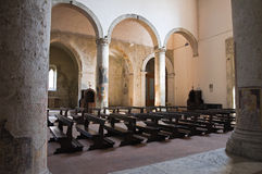 Church of St. Francesco. Narni. Umbria. Italy. Royalty Free Stock Image