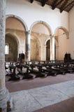 Church of St. Francesco. Narni. Umbria. Italy. Stock Photos