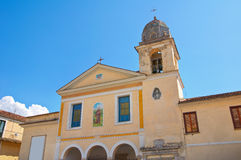 Church of St. Francesco. Padula. Campania. Italy. Stock Photo