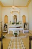 Church of St. Francesco. Rocca Imperiale. Calabria. Italy. Stock Photos