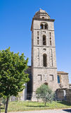 Church of St. Francesco. Tarquinia. Lazio. Italy. Stock Photo