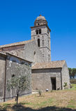 Church of St. Francesco. Tarquinia. Lazio. Italy. Stock Photos
