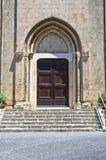 Church of St. Francesco. Tarquinia. Lazio. Italy. Stock Photo