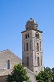 Church of St. Francesco. Tarquinia. Lazio. Italy. Stock Photography