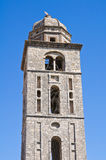 Church of St. Francesco. Tarquinia. Lazio. Italy. Stock Image