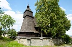 Church of St Francis of Assisi - Hervartov - Slovakia stock photos
