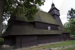 Church of St Francis Assisi - Hervartov - Slovakia Stock Photo