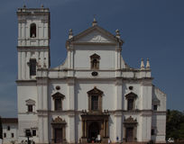 Church of St. Francis of Assisi, old Goa, India Royalty Free Stock Photos