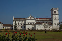 Church of St. Francis of Assisi, old Goa, India Stock Photography