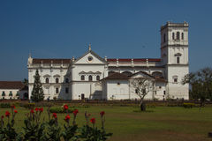 Church of St. Francis of Assisi, old Goa, India Stock Photos