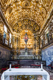 Church of St. Francis of Assisi in Salvador, Bahia, Brazil.  Royalty Free Stock Photography