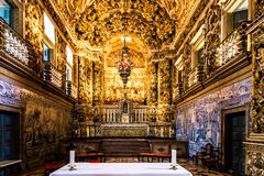 Church of St. Francis of Assisi in Salvador, Bahia, Brazil Stock Photos