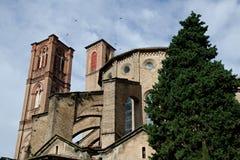 Church of St. francis, bologna Royalty Free Stock Image
