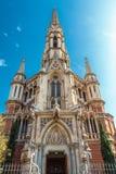 Church of St. Francis de Sales. Stock Images